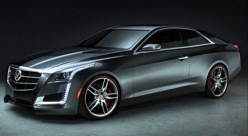 2014 Cadillac Xtc V12 Pillarless Coupe Pinterestcom