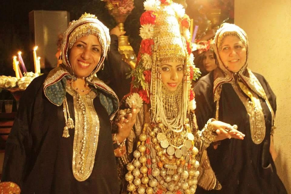 Yemenite Henna Party מסיבת חינה תימני Art And Culture From Israel