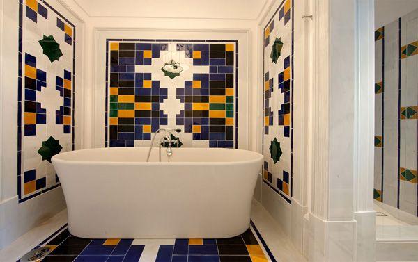 Villa Tre Ville (Италия)   Пуфик - блог о дизайне интерьера