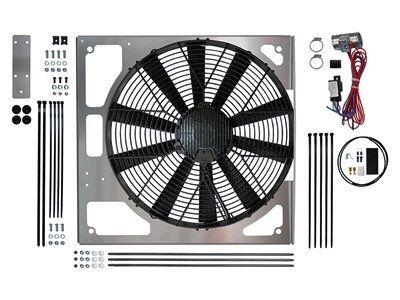 Electric Fan Convesion Kit Td5 Da8968 Electronic Fan