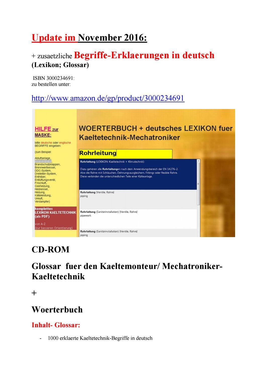 Pin On Woerterbuch Kaeltetechnik