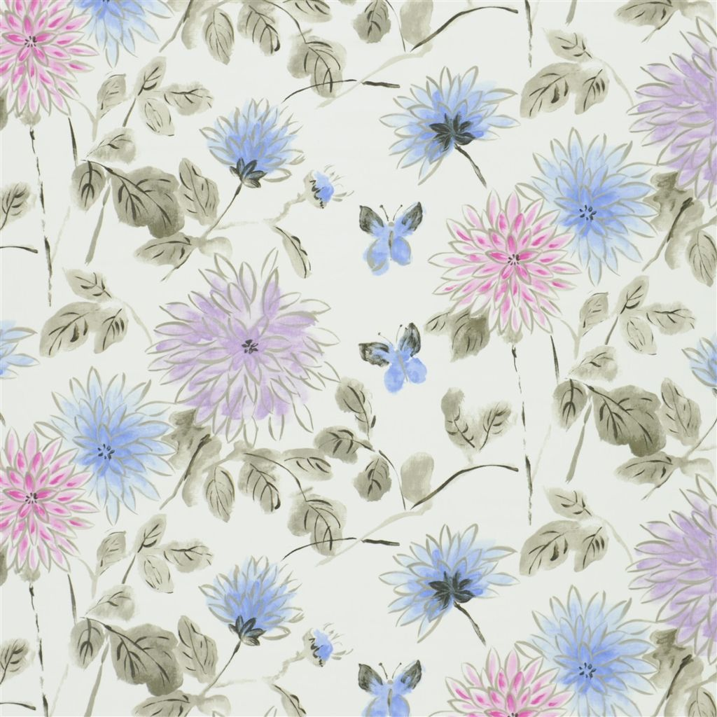 amala - heather fabric | Designers Guild | home design | Pinterest ...