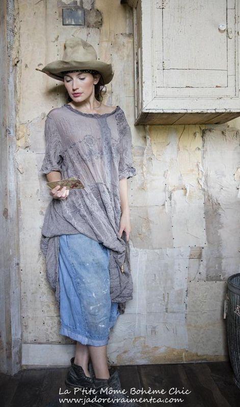 MP gray embroidery dress.jpg Mode