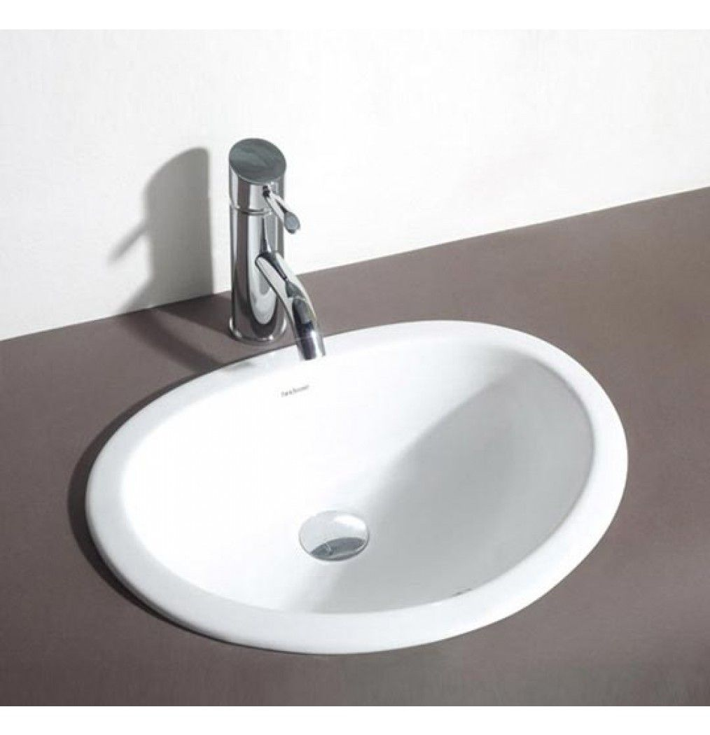 Hindware italian collection mini oval counter top self for Bathroom designs hindware