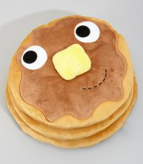 plush pancake...my little one would love it :o)