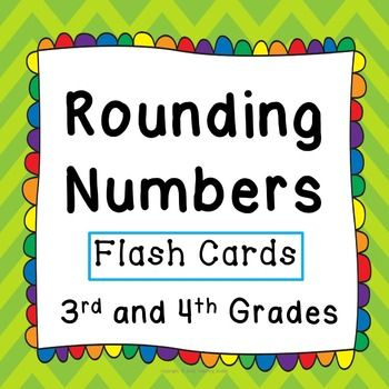 Do you want your 3rd and 4th graders to know how to round numbers?  Do you want them to meet the Common Core standards 3.NBT.A.1 and 4.NBT.A.3?  Th…