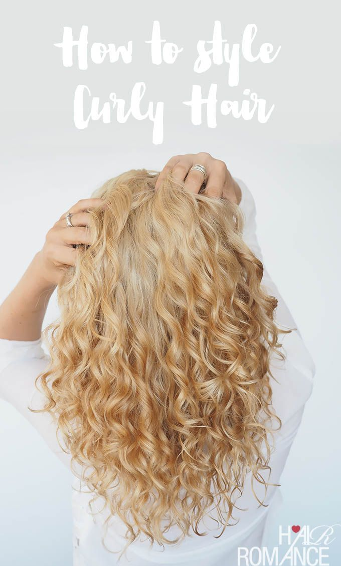 How To Wash And Style Curly Hair Curly Hair Styles Naturally Hair Romance Curly Hair Tips