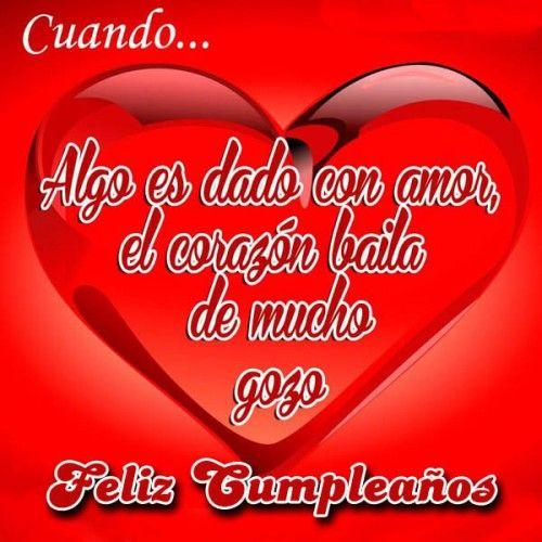 Feliz Cumpleanos Mi Amor Imagenes Y Frases Imagenes Para Whatsapp Artofit