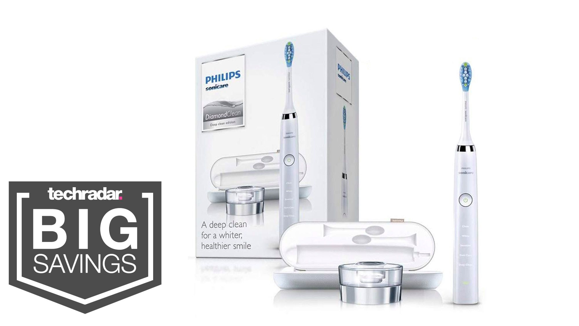 The World S Best Electric Toothbrush Is On A Deal So Good It Ll Make Your Teeth Feel Rich Deep Cleaning Make It Yourself Feelings