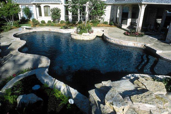 Great Backyard Ideas 20 amazing backyard ideas that wont break the bank page 11 of 20 Best Backyard Pools Best Backyard Pools Great Ideas Houston Texas