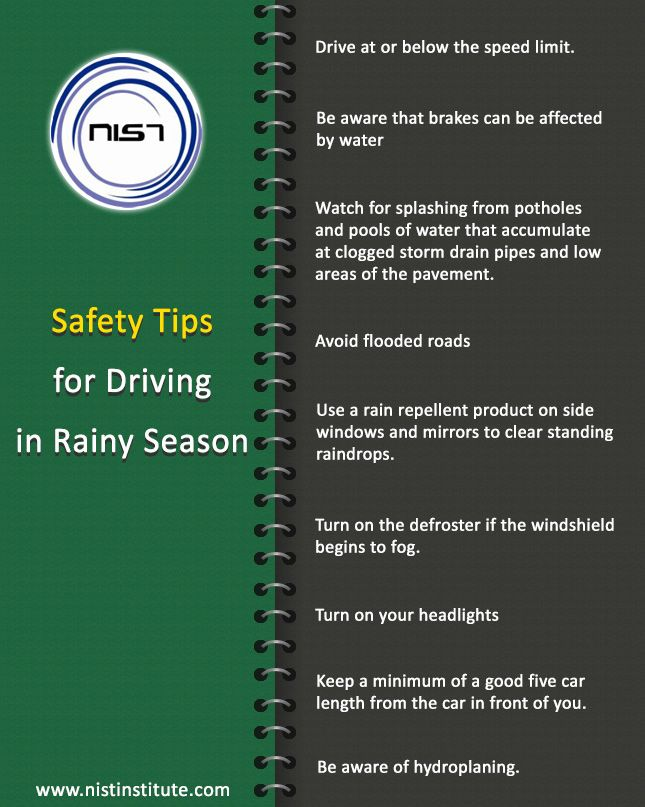 Safety Tips for Driving in Rainy Season # safety_tips - differences employee independent contractor
