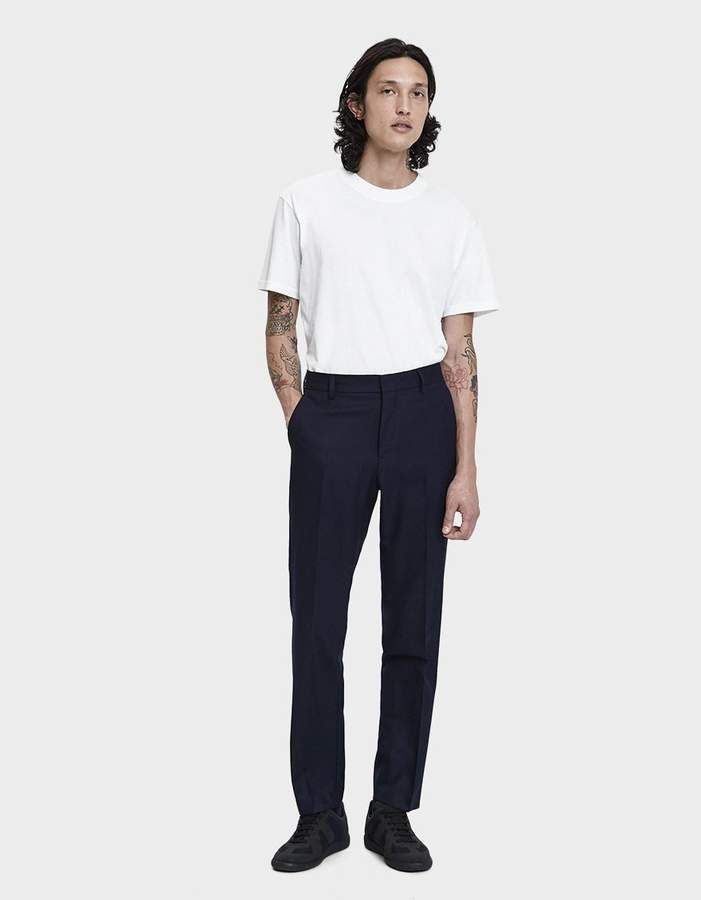 174171f023f Norse Projects   Thomas Wool Pant in Navy in 2018