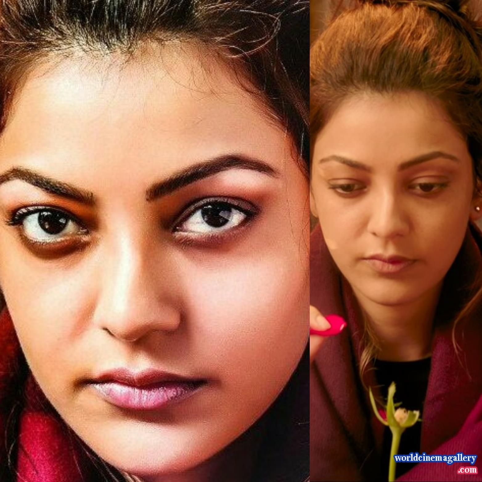 Kajal Aggarwal Stills In Awe Movie Young Beautiful Movies Beautiful