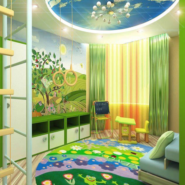 Rec maras infantiles ideas im genes y decoraci n for Recamaras infantiles