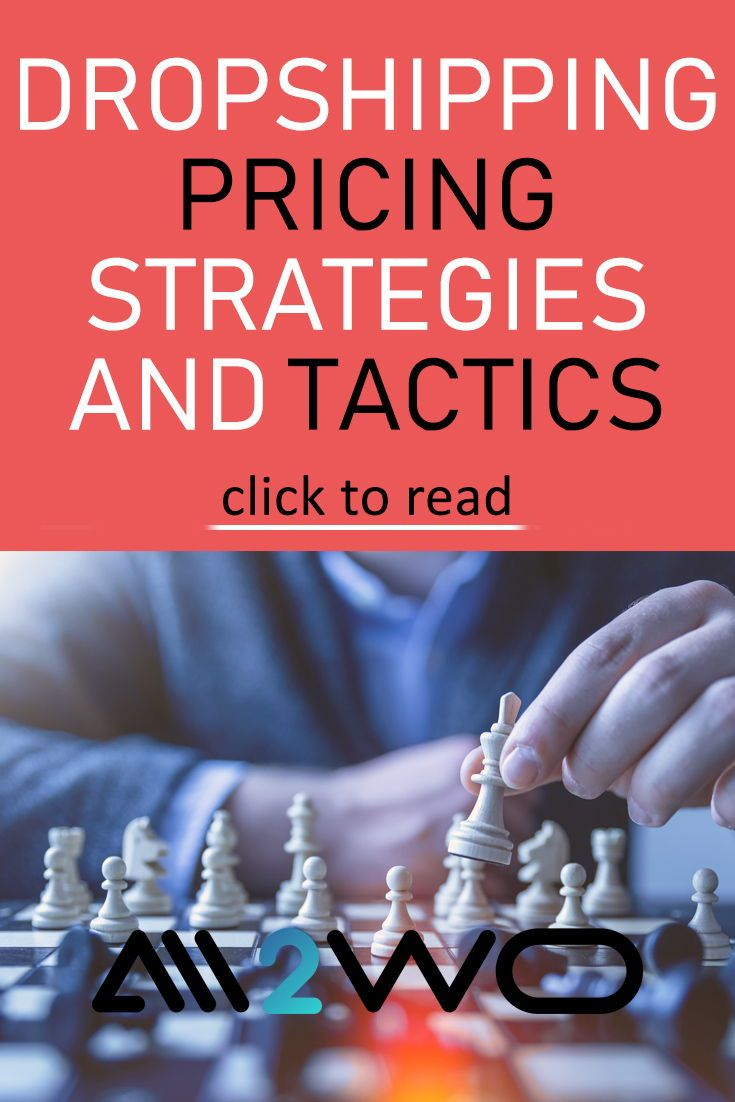 It may seem a big deal to establish prices for the first time. There should be some complicated calculation… Not necessary.  We selected simple examples and most actual pricing strategies and tactics to help you complete the task most effective way.  #ali2woo#dropshipping#dropshipper#ecommerce#entrepreneur