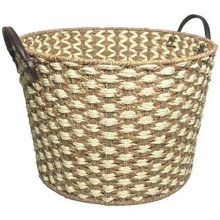 52a8aa0b7f7e1e03abb50f6d010afaec - Better Homes And Gardens Chunky Rope Basket