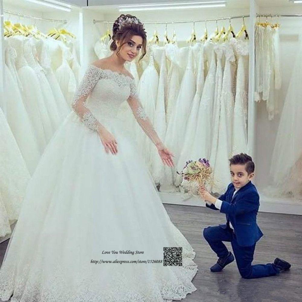 Resultado de imagen para coleccion de vestidos de novias arabes 2017 ...
