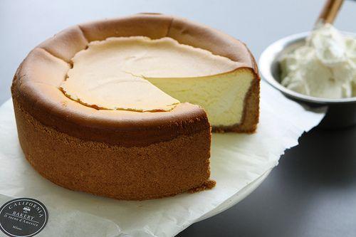 Pound/Cheese cake?