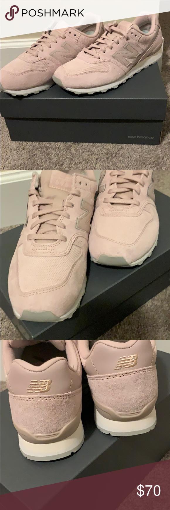 new balance pink sand