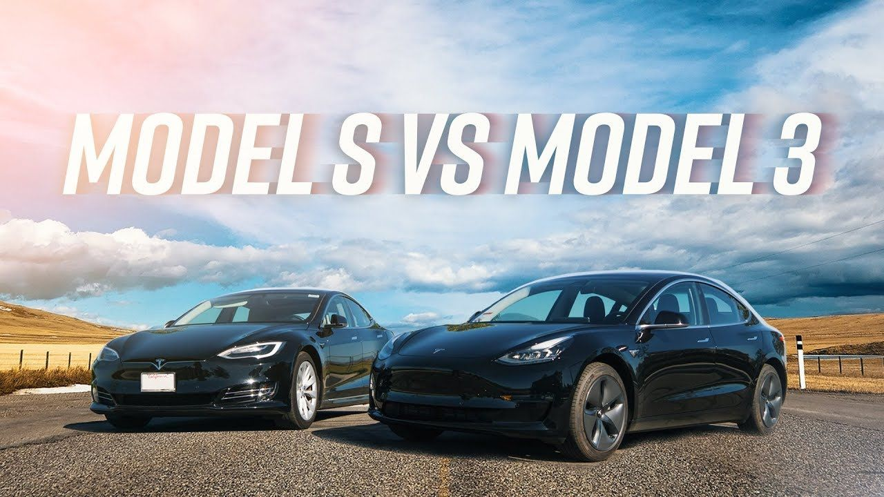 Model 3 Vs Model S The Ultimate Tesla Battle Tesla Tesla Model