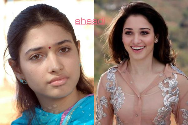 Tamanna Without Makeup: Here Is An Example Of What Makeup Can Achieve. Without