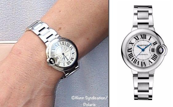 Ballon Bleu De Cartier Watch 33 Mm Steel 5 750 Com Imagens