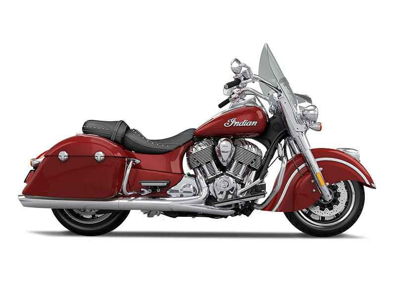 New  Indian Springfield Indian Motorcycle Red Motorcycles For -  custom motorcycle