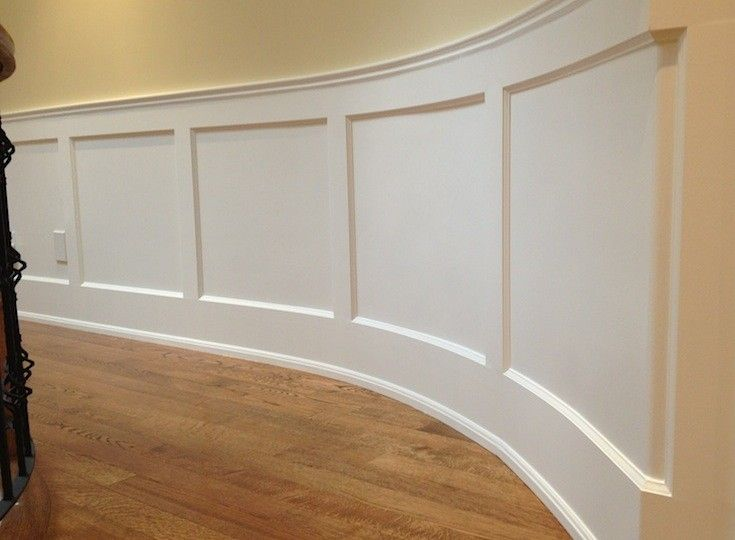 Flexible Wainscoting I Elite Trimworks Faux wainscoting