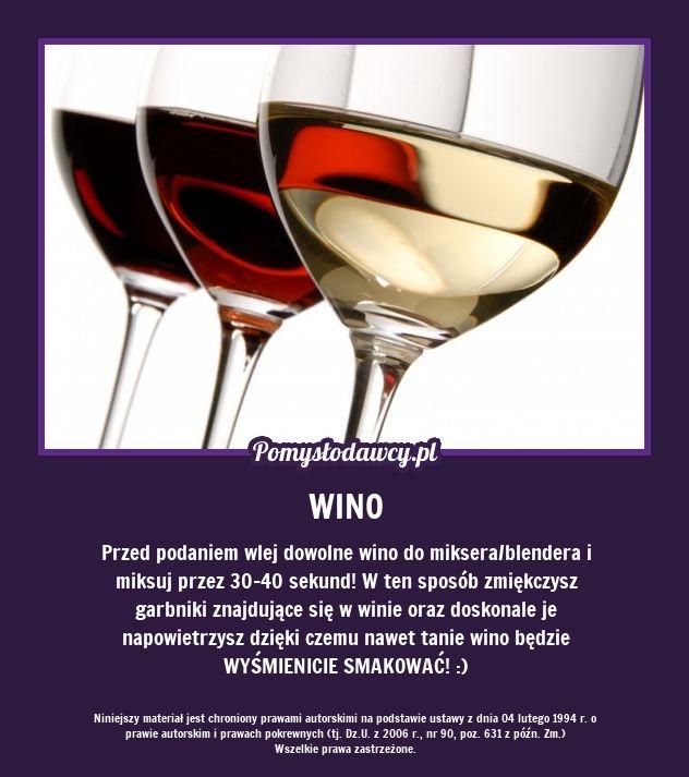 Niezwykly Trik Z Winem Ktorego Nie Znasz A Kiedy Sprobujesz Bedziesz Tak Robic Zawsze Wine List Food Drinks