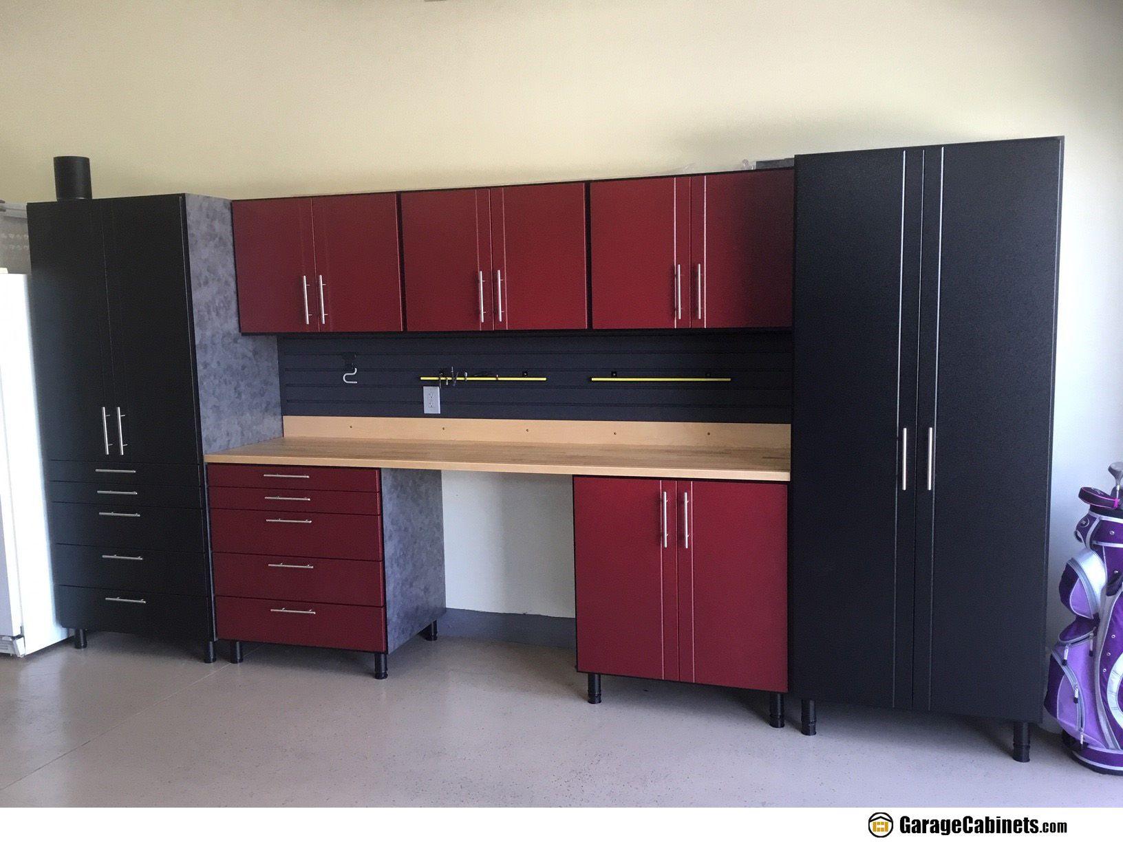 Multi Color Garage Cabinets Diy Storage Cabinets Garage