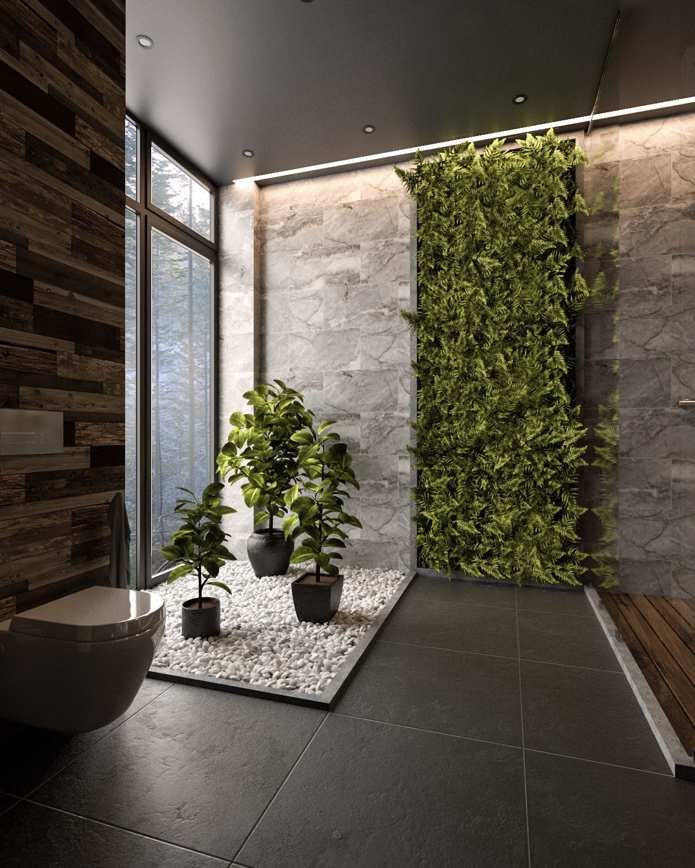 Our Fave Bathroom Tile Design Ideas