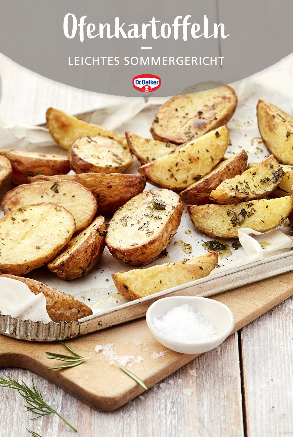 Rezepte Ofenkartoffeln