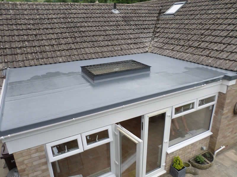 Image Result For Images Of Flat Roof Extensions