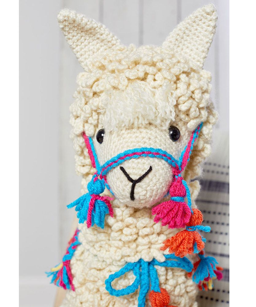 Llama-No-Drama | Red Heart | Crochet | Pinterest | Crochet, Crochet ...