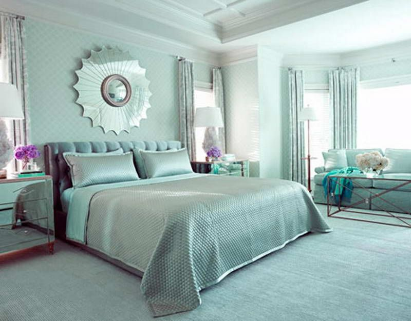 Bedroom decorating ideas light green walls | For the home ...