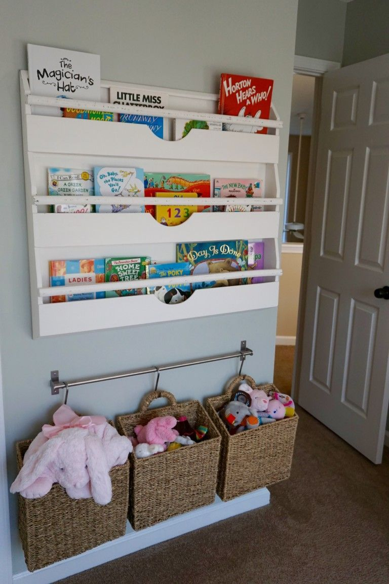 13 Clever and Stylish Ways to Organize Your Kids' Toys