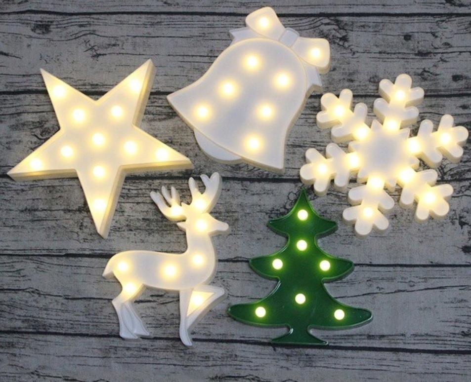 Gwiazdka Lampka Led Owa Gwiazda Na Swieta Lampa 3d 8649876728 Oficjalne Archiwum Allegro Christmas Ornaments Holiday Decor Christmas