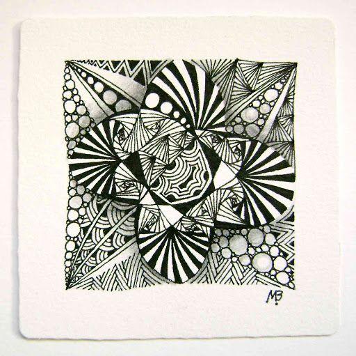 my zentangle tiles - Margaret Bremner - Álbumes web de Picasa