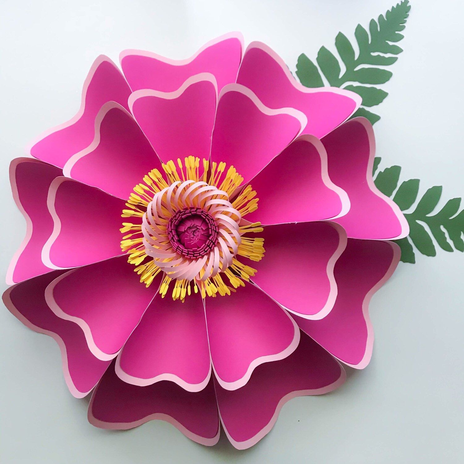 Heres An Extra Ordinary Approach Of An Ordinary Paper Flower