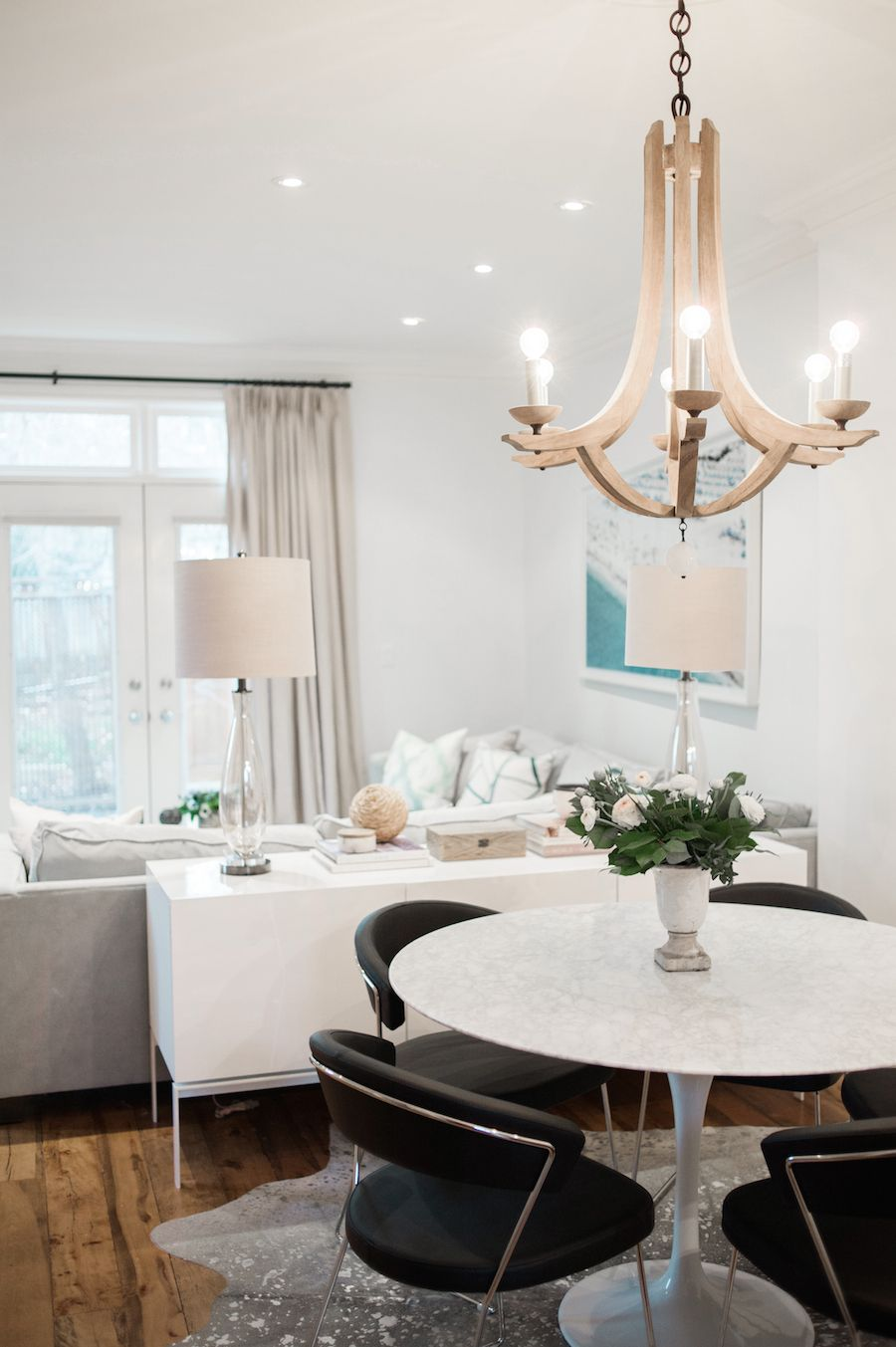 Living Room Condo Decorating: Project: Dream Client, THE REVEAL