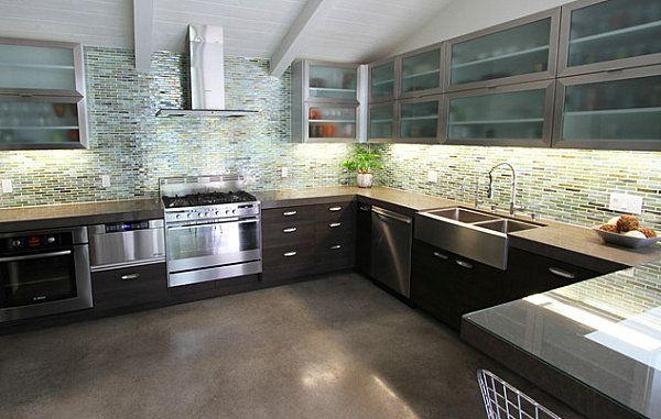 12 Creative Kitchen Cabinet Ideas Modern Kitchen Cabinet Design Modern Kitchen Kitchen Cabinet Design