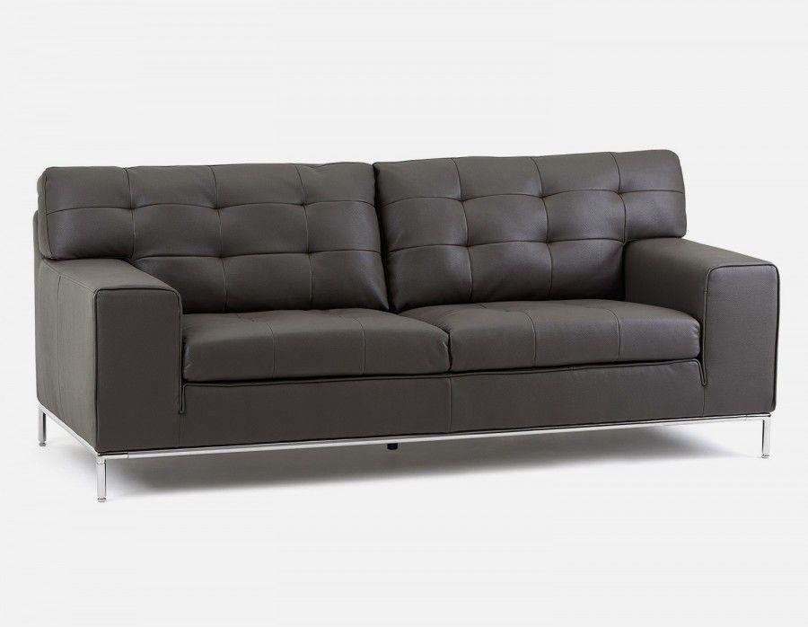 ARIA - 3-seater sofa - Grey