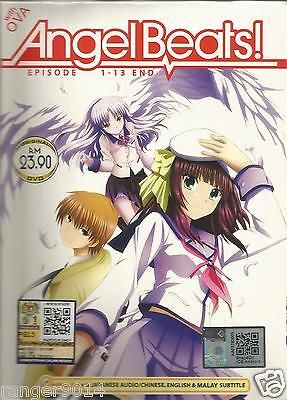 Angel #beats! (tv 1 - 13 end) + ova #complete anime with #english dub dvd box set,  View more on the LINK: 	http://www.zeppy.io/product/gb/2/191508808121/