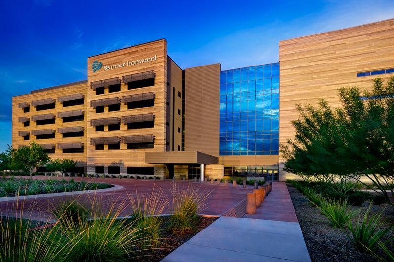 Banner Ironwood Medical Center Medical Center Queen Creek Arizona San Tan Valley