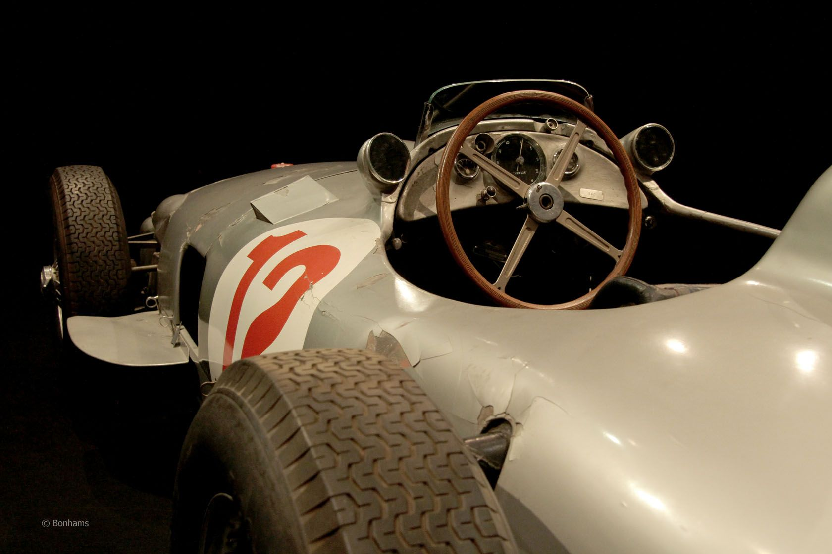 A Fangio W196, for sale!!