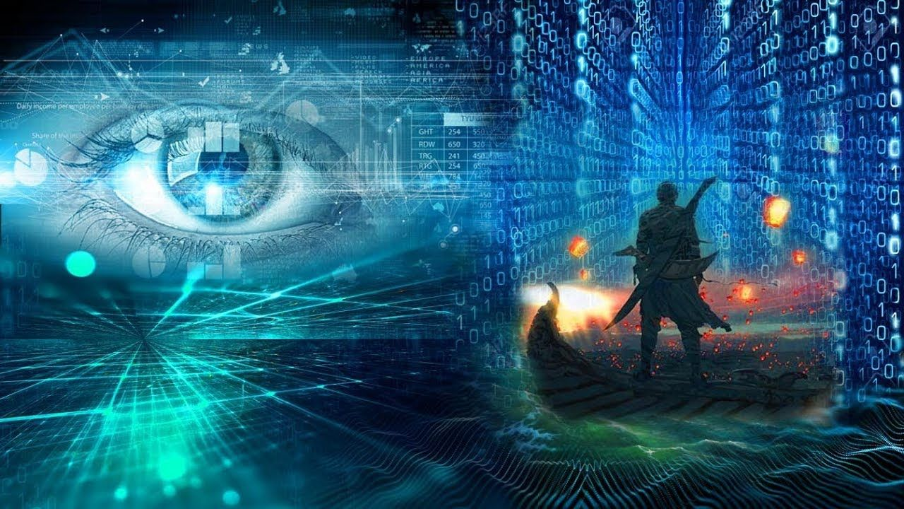 Navigating A Digital Dystopia | my personal intrests 101