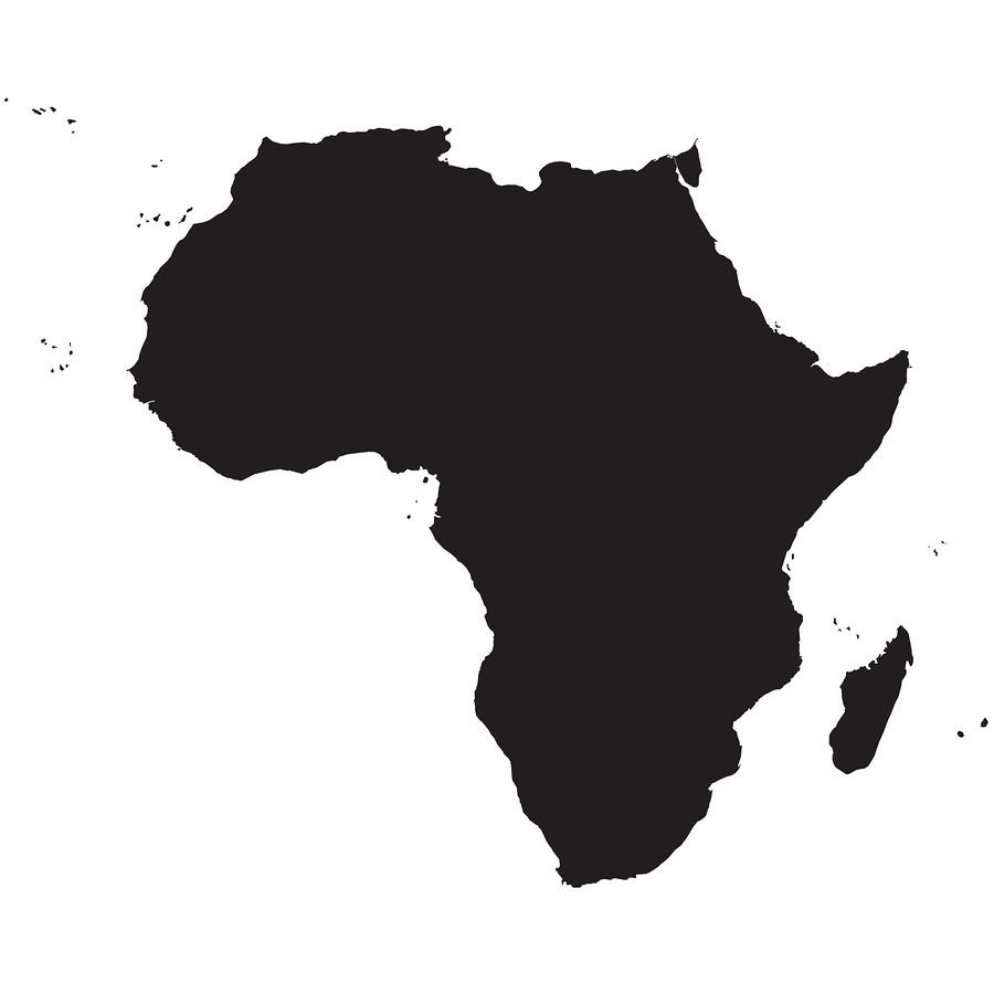 Image result for africa shape | Around the world | Africa tattoos