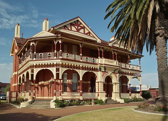 Federation Queen Anne House Queen Anne House Australian Architecture Australia House