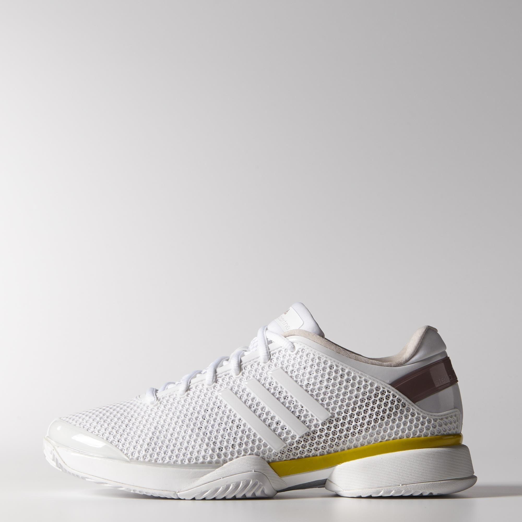 new style 9ab12 2ad96 adidas - Womens adidas by Stella McCartney Barricade Shoes