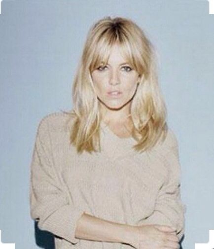Shoulder Length Blonde Hair With Curtain Bangs Fringe Bangs Curtainbangs Hairstyle Hair Styles Hair Styles 2016 Long Hair Styles